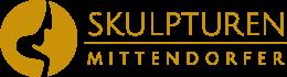 Skulpturen Mittendorfer Logo